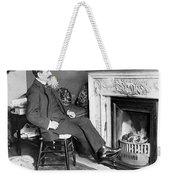 Frank Harris (1854-1931). American Writer Born In Galway, Ireland Weekender Tote Bag