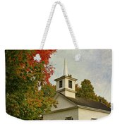 Franklin Church Weekender Tote Bag