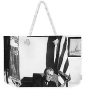 Franklin D. Roosevelt, 32nd American Weekender Tote Bag