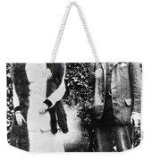 Franklin Delano Roosevelt Weekender Tote Bag
