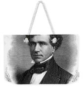 Franklin Pierce (1804-1869) Weekender Tote Bag