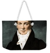 Fran�ois Magendie, French Physiologist Weekender Tote Bag by Science Source