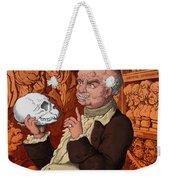 Franz Josef Gall, German Physiognomist Weekender Tote Bag