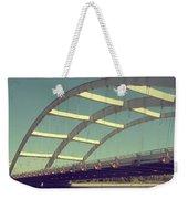 Freddie Sue Bridge Weekender Tote Bag