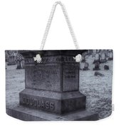 Frederick Douglass Grave One Weekender Tote Bag