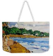 Frederiksted By The Pier Weekender Tote Bag