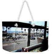 Freds Huntington Beach Weekender Tote Bag
