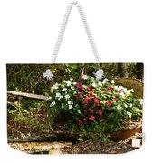 Free To Bloom Weekender Tote Bag