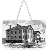 Freedmen School, 1868 Weekender Tote Bag