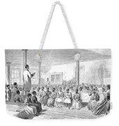 Freedmens School, 1866 Weekender Tote Bag by Granger
