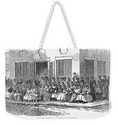 Freedmens School, 1868 Weekender Tote Bag by Granger