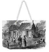 Freedmens Village, 1866 Weekender Tote Bag by Granger