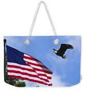 Freedom Feeds The Family Weekender Tote Bag