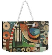 Freedom Jazz Dance Poster Weekender Tote Bag
