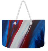 Freedom Of Abstraction Weekender Tote Bag