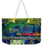 Freedom To Believe - Freedom To Live Weekender Tote Bag