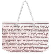 Freedom To Slaves Weekender Tote Bag by Photo Researchers, Inc.