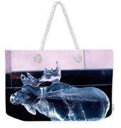 Freeze 1 Weekender Tote Bag