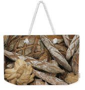 French Breads At A Bazaar In Provence Weekender Tote Bag