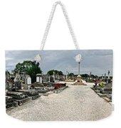 French Cemetery  Weekender Tote Bag