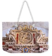 French Church Detail Weekender Tote Bag