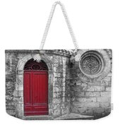 French Church Exterior Weekender Tote Bag