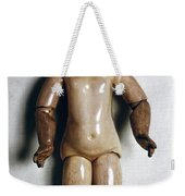 French Doll, 1885 Weekender Tote Bag