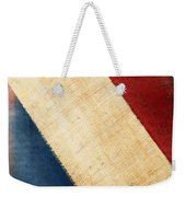 French Flag Weekender Tote Bag