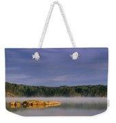 French Lake, Quetico Provincial Park Weekender Tote Bag