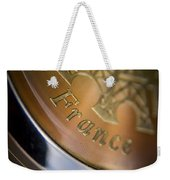 French Magic Weekender Tote Bag