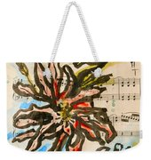 French Magnolia Minuet Weekender Tote Bag