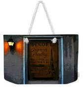 French Pastry Shop Weekender Tote Bag