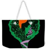 French Perfume Advert Weekender Tote Bag