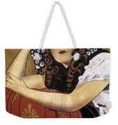 French Poster: Salome, 1918 Weekender Tote Bag