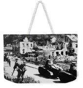 French Renault Wwi Tanks - France  Weekender Tote Bag