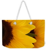 French Sunflowers Weekender Tote Bag