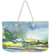 French Village 01 Weekender Tote Bag