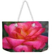 Fresh Floral Weekender Tote Bag