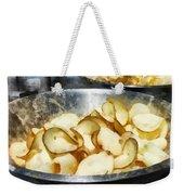 Fresh Potato Chips Weekender Tote Bag