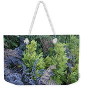Fresh Young Redwoods On Mt Tamalpais Weekender Tote Bag