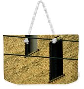 Bass Guitar Frets Weekender Tote Bag