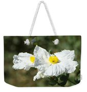 Fried Egg Flowers Weekender Tote Bag