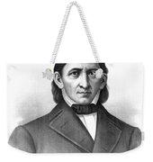 Friedrich Frobel, German Pedagogue Weekender Tote Bag