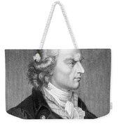 Friedrich Schiller Weekender Tote Bag