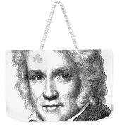 Friedrich Wilhelm Bessel Weekender Tote Bag
