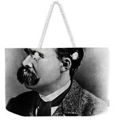 Friedrich Wilhelm Nietzsche, German Weekender Tote Bag