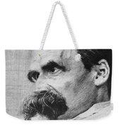 Friedrich Wilhelm Nietzsche, German Weekender Tote Bag by Photo Researchers