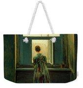 Friedrich Woman 1822 Weekender Tote Bag