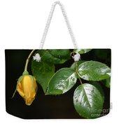 Friendship Rose Weekender Tote Bag