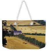 Friesian Cattle Weekender Tote Bag